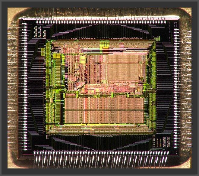 NEC VR3000A-40 CPU