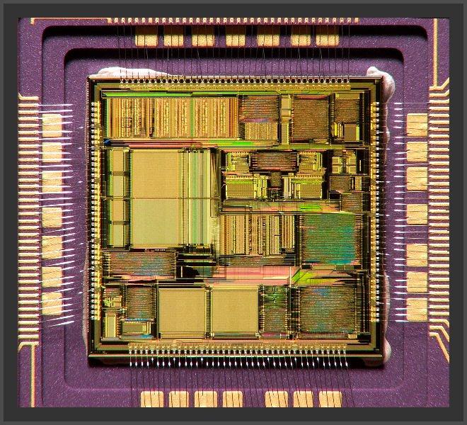 C-Cube Microsystems VideoRISC Processor CL4010-G168