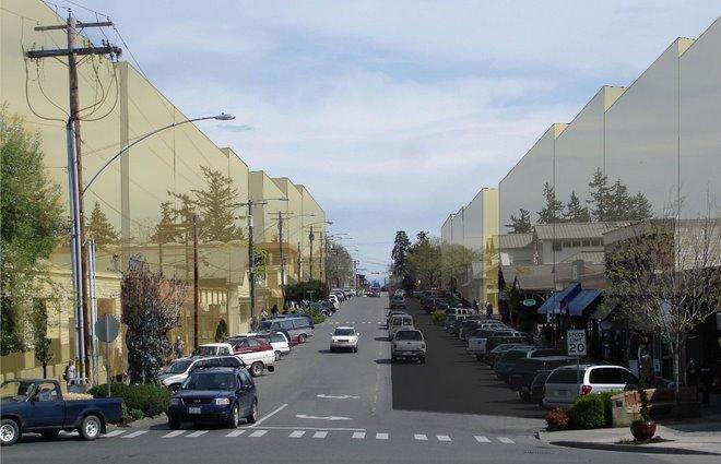 The Future of Main Street?