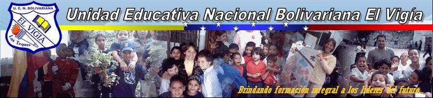 Unidad Educativa Nacional Bolivariana El Vigía
