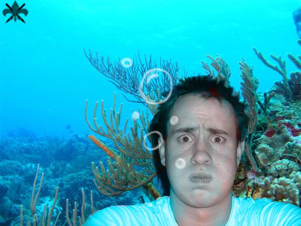 Eric Underwater