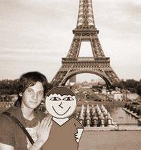 Con Juan Picote en Paris