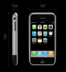 Introducing...the Iphone