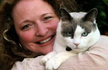 Cat Behaviorist, Diana Partington, and Ben