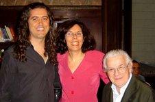 Ozias Stafuzza, Fernanda Prado, Charles Franz