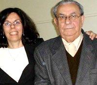 Fernanda e Antonio Lázaro