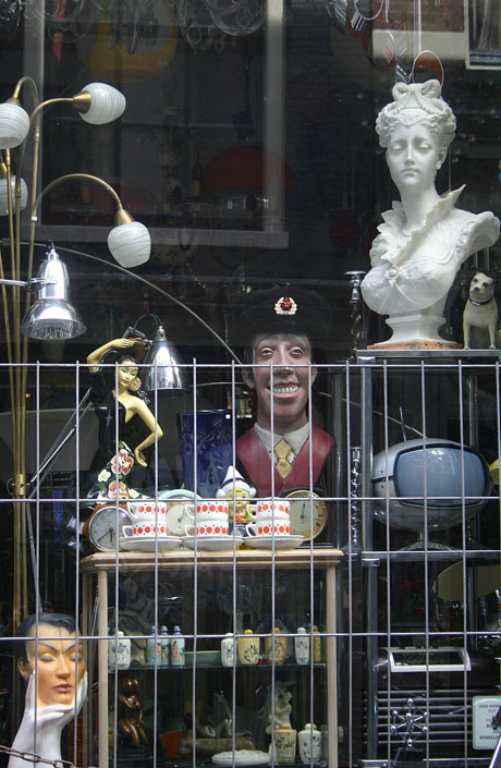 Shop Window, Amsterdam