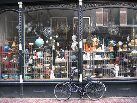 Shop Window, Amsterdam 4