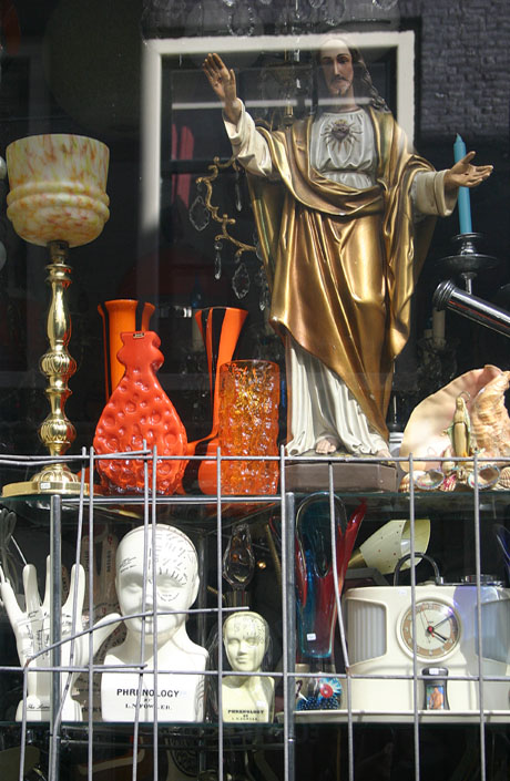 Shop Window, Amsterdam 2