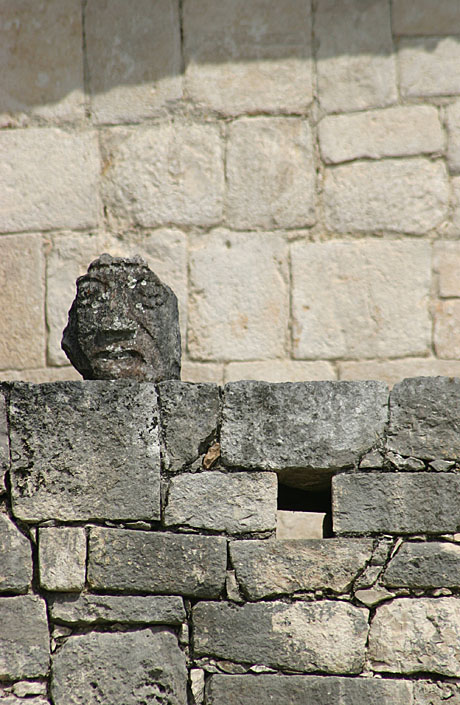 Watcher, Chichén Itzá, Mexico