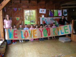 Love from the Cottage School
