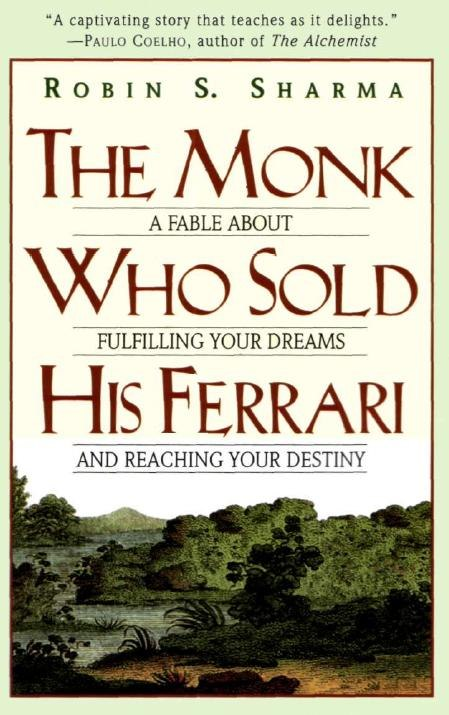 Streaming The Monk Who Sold His Ferrari