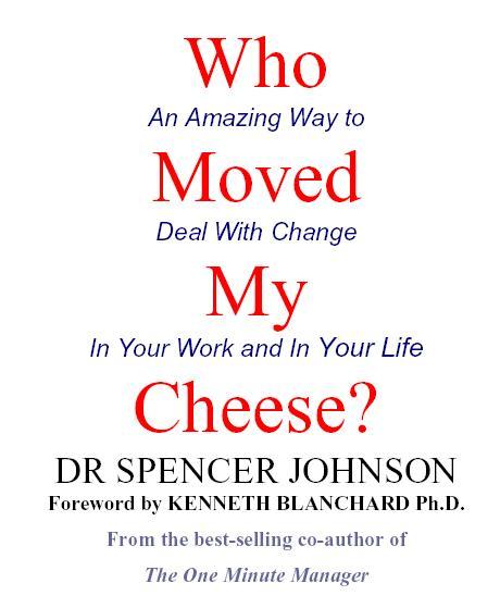 who took my cheese pdf