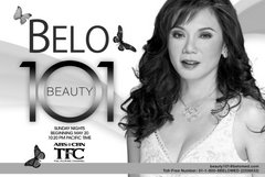 BELO BEAUTY 101 ON TFC SUNDAYS