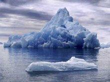 Iceberg Flotante