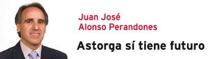 Astorga, mejorando año a año. Astorga sí tiene futuro