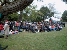 Defermy Park day of Unity