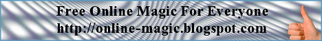 ~Free Online Magic For Everyone~
