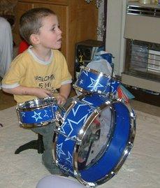 Liam -- Drummer Boy