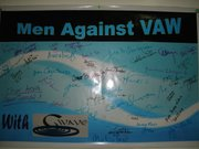 Men Against Violence Against Women