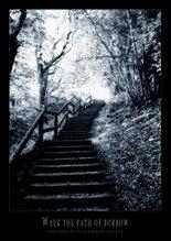 Walk the path of sorrow by DarkMetaphor