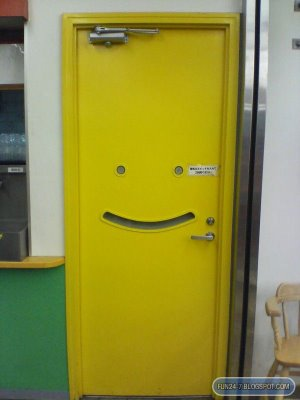 Smiley Faces On Objects