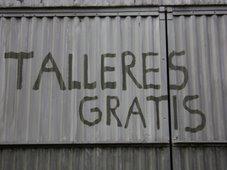 Taller de T.O en Jujuy en el Galpon recuperado Tupaj Katari