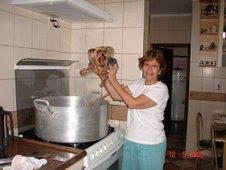 Essa é a Laurissima,muito querida que me apelidou de Ruthissima