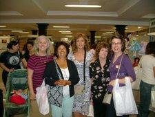 Carminha,Jane, Laura,Arlene e Cecilia