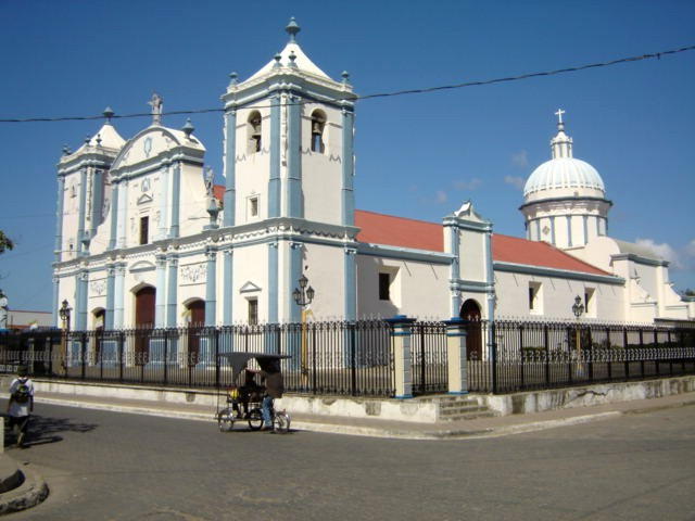 Rivas' main cathedral