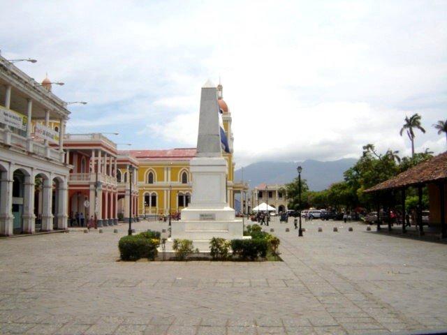 Center of Granada
