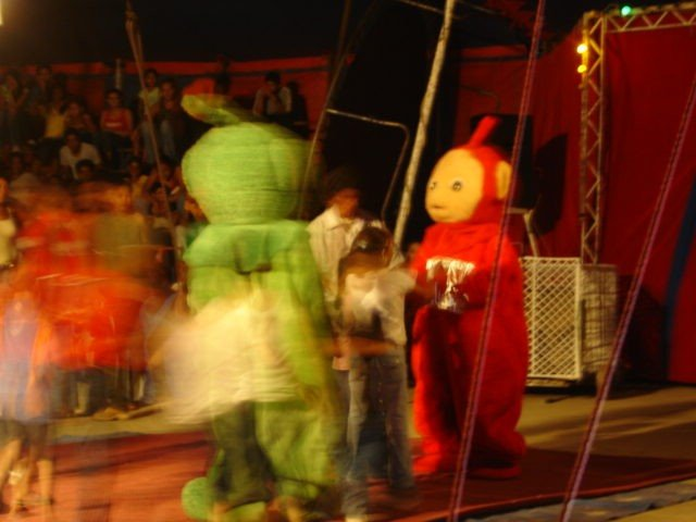 Circus Teletubbies