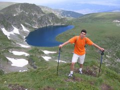 Bulgaria, The Seven Rila Lakes