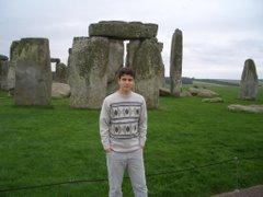 Stonehenge, South England