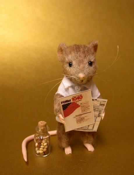 Storytime Mouse