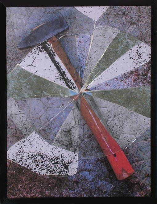 Sans titre (marteau N°1) - 2005