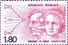 Los esposos Curie