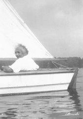 Einstein navegaba a vela y...
