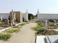 Cemitério de Moçâmedes