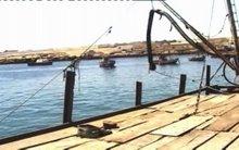 Pescaria de João Duarte na Praia Amélia