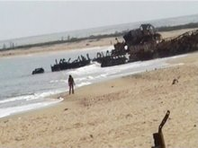 Praia Chiloango