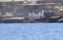 Canjeque: pescariade Virgilio Almeida em ruinas