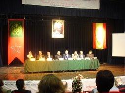 Sesión de inauguración del Congreso de Ibn Al Jatib
