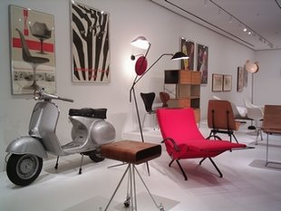 VESPA in moma of N.Y.