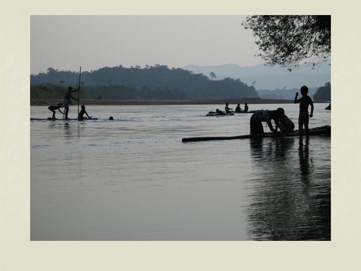 namak / el río marañón