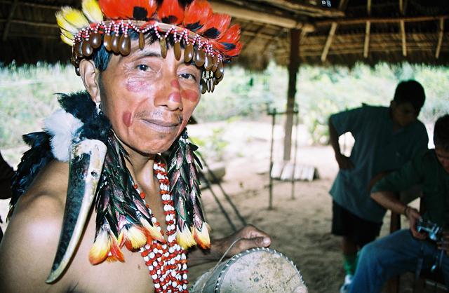 Jose Ayui Presidente asociación Nampag