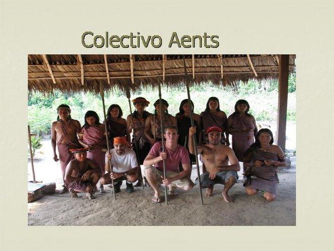 Grupo Nampag y Colectivo Aents