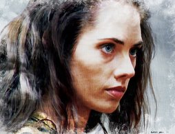 Eva (Adrienne Wilkinson)
