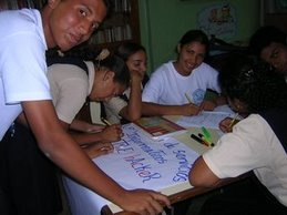 Grupo # 5 Planteando ideas