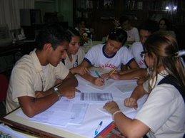 Grupo # 4 Terminando de plasmar las ideas